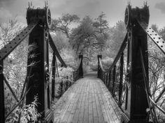 Steam Punk victorian bridge forest park by jalinde on Etsy