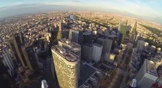 Dronestagram: el Instagram para fotos hechas por drones