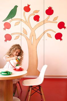 Pomegranate kindergarten