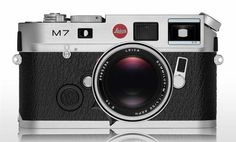 The Leica M-A is a new rangefinder film camera. It's a Leica MP but it doesn't have exposure metering, battery or any electronics at all. Leica Camera, Rangefinder Camera, Leica Mp, Camera Case, Best Film Cameras, Best Cameras For Travel, Fuji, Manual Focus Camera, Camera Deals