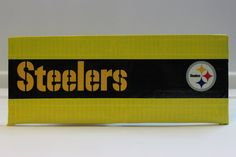 Duct Tape Wallet - Pittsburgh Steelers.
