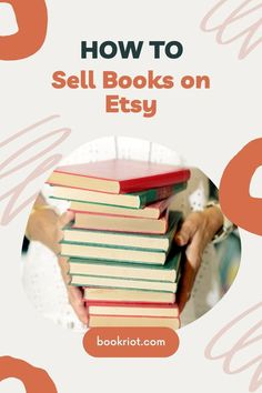 A handy guide for the best methods for selling books on Etsy.