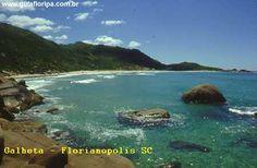 Praia da Galheta -  SC,