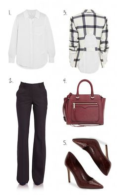 Outfit Inspiration: First Interview