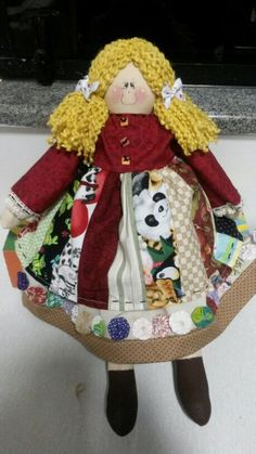 Boneca Helena!