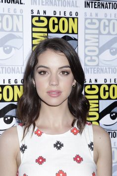 COMIC-CON INTERNATIONAL: SAN DIEGO 2014 REIGN star, Adelaide Kane, swings by the CBS Interactive Room during COMIC - CON 2014, held in San Diego, Ca. (Photo: Francis Specker/CBS©2014 CBS Broadcasting, Inc. All Rights Reserved)