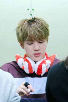[Fansitesnap] BTS Fansigning (Jongno)151221 | Jin