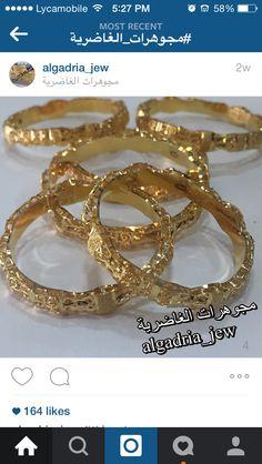 ❤️ Gold Rings, Bangles, Rose Gold, Jewelry, Jewellery Making, Bracelets, Jewelery, Jewlery, Jewels