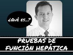 ¿De qué trata? Las pruebas de función hepática son mediciones de sangre que indican la capacidad que tiene el hígado de producir proteínas, eliminar toxinas,...