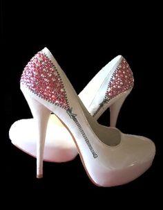 pink & white - nice!