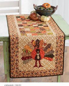Free pattern day ! Thanksgiving