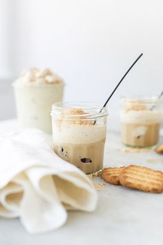 An easy and very delicious coffee recipe for Tiramisu Coffee Recipe using ice cream and Dunkin' Donuts Hazelnut home brew coffee!