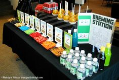 Minecraft Birthday Party Planning Ideas Supplies Idea Cake TNT