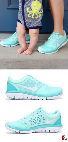 """The Nike Flex 2015 RN is perfect for all the moments that """"octopi"""" your heart. ♡ (sorry, we had to!). Photo c/o @raspberryglow"""