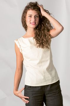 INDIAN HERON - Bluse - Blouse - offwhite