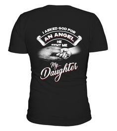 """# ANGEL DAUGHTER .  ANGEL DAUGHTER  Available in a variety of styles and colors  Buy yours now before it is too late!  Secured payment via Visa / Mastercard / Amex / PayPal  How to place an order Choose the model from the drop-down menu Click on """"Buy it now"""" Choose the size and the quantity Add your delivery address and bank details And that's it!"""
