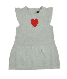 3838 Heart Pini | FRED BARE - love this little dress!