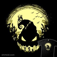 """""""Jack's Nightmare"""" by Harantula Inspired by The Nightmare Before Christmas"""