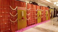 Indian wedding decor #indian #wedding