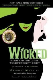 Wicked:When Dorothy triumphed over the Wicked Witch of the West in L. Frank Baums classic tale, we heard only her side of the story. But what about her arch-nemesis, the mysterious witch? Where did she come from? How did she become so wicked? And what is the true nature of evil? Gregory Maguire creates a fantasy world so rich and vivid that we will never look at Oz the same way again.