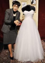 Edith Head is the reason I am a costumer. Her work is inspiring.