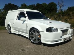 9171752bcd 1986 FORD ESCORT RS TURBO VAN MUST SELL - http   www.fordrscarsforsale