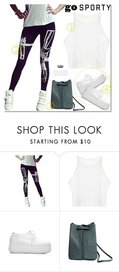 """""""Yoins says:go sporty"""" by yoinscollection ❤ liked on Polyvore"""
