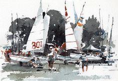 Sails_by-tony-belobrajdic | Flickr - Photo Sharing!