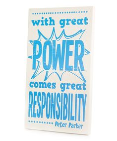 Great Power'