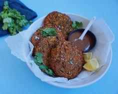 Vanløse blues.....: Spiresalat og saftige vegetarbøffer