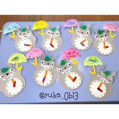 Totoro, Activities For Kids, Clock, Toys, Disney, Happy, Wall, Crafts, Yahoo