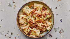 Pantry Pasta With Vegan Cream Sauce Recipe | Bon Appetit