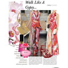 """Walk Like a Gypsy"" by zoltan-l on Polyvore"