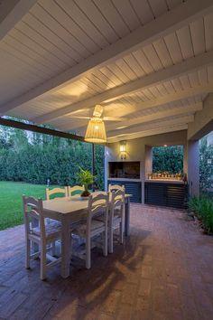 How Does Pergola Provide Shade Patio Wall, Patio Roof, Pergola Patio, Pergola Kits, Backyard Landscaping, Pergola Ideas, Backyard Ideas, Pergola Attached To House, Deck With Pergola