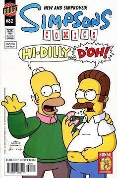 Simpsons Comics 82 - Bill Morrison, Matt Groening