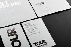 Logo/Business Card Layout