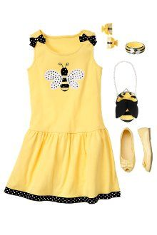 """More from Gymboree's """"Bee Chic"""" line"""