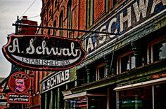 Old Beale Street by Spencer Gellman, via 500px