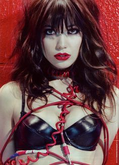 Daisy Lowe for GQ UK