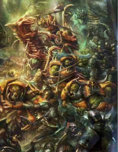 Ironjawz, par (auteur inconnu), in Age of Sigmar, par Games Workshop