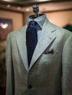 Summer Tweed Sports Coat by B&TAILOR in Caccioppoli