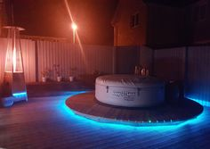 Hot Tub Gazebo, Hot Tub Garden, Hot Tub Backyard, Backyard Patio, Backyard Ideas, Garden Ideas, Intex Hot Tub, Lazy Spa, Hot Tub Room