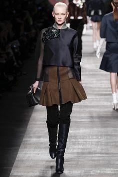 Sfilata Fendi Milano - Collezioni Autunno Inverno 2014-15 - Vogue