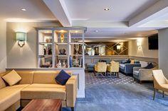 Kings Court Hotel, storage, organisation, seating area, lighting, interior design