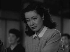 Setsuko Hara in Banshun (Late Spring), 1949, directed by Yasujiro Ozu