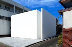 HOUSE T un progetto dell'architetto Michiya Tuskano
