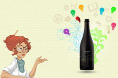 Stvaralačka moć jednog piva! #pivopije #pivo #ipa #kreativnost   #problemsolver #beer #beerlovers #creative #creative   Wine Tasting, Wines, Beer, Romantic, Root Beer, Ale, Romantic Things, Romance Movies, Romances