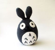 totoro rabbit sprit of the forest
