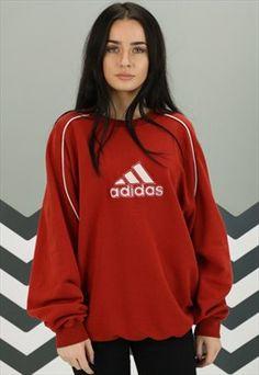 Vintage Adidas Sweatshirt Z-1253