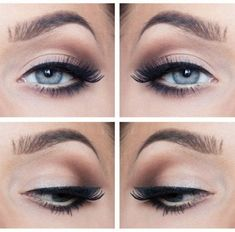 pretty girly makeup